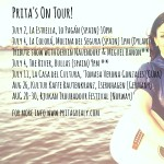 prita tour banner july aug 3