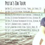 Prita's ONTour Banner JUly August 2015