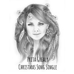 Prita Gealy Christmas Song Single Cover