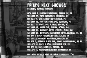 March Banner Prita Gigs 2016